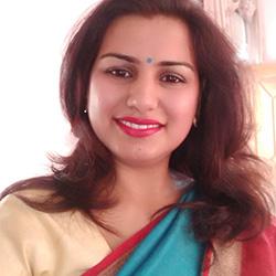 Dr. Ms. Parul