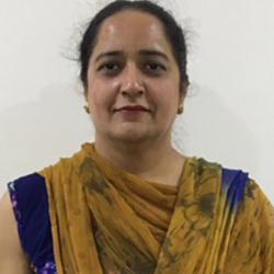 Ms. Shaileja Anand